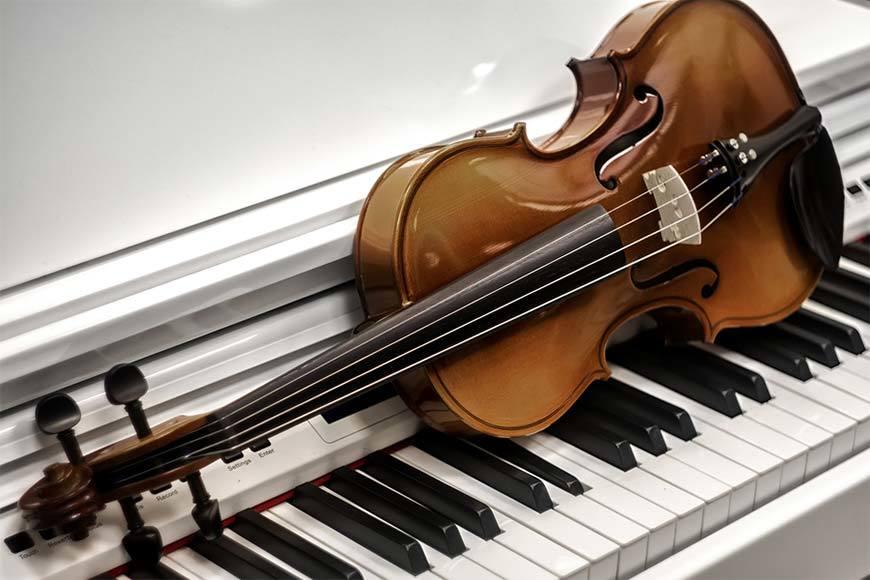 Hilft ein anderes Instrument, um Geige zu lernen?