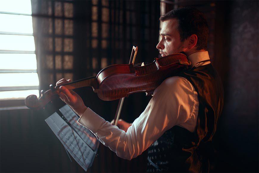 Erwachsene sollten Geige lernen