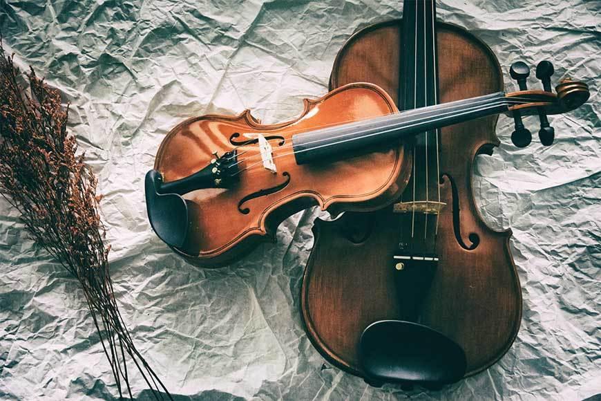 Familie der Streichinstrumente