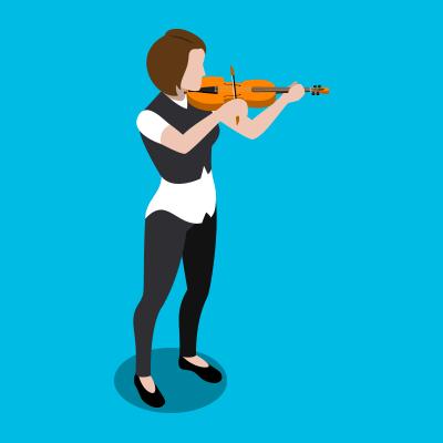 Geige lernen: Der ultimative Leitfaden mit allen Antworten zahlreichen Anleitungen, Tipps und Tricks