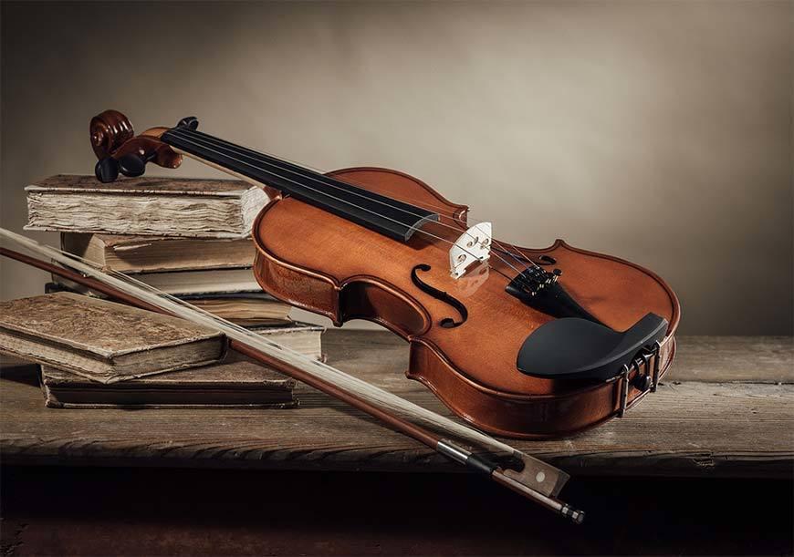 Geige lernen ist ein Muss für alle