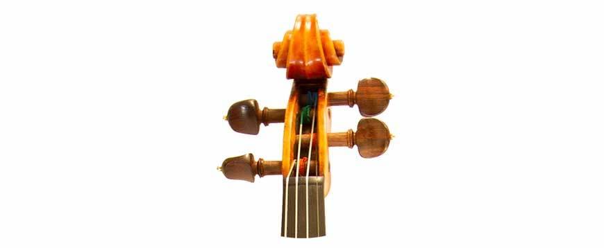 Grobstimmung der Geige