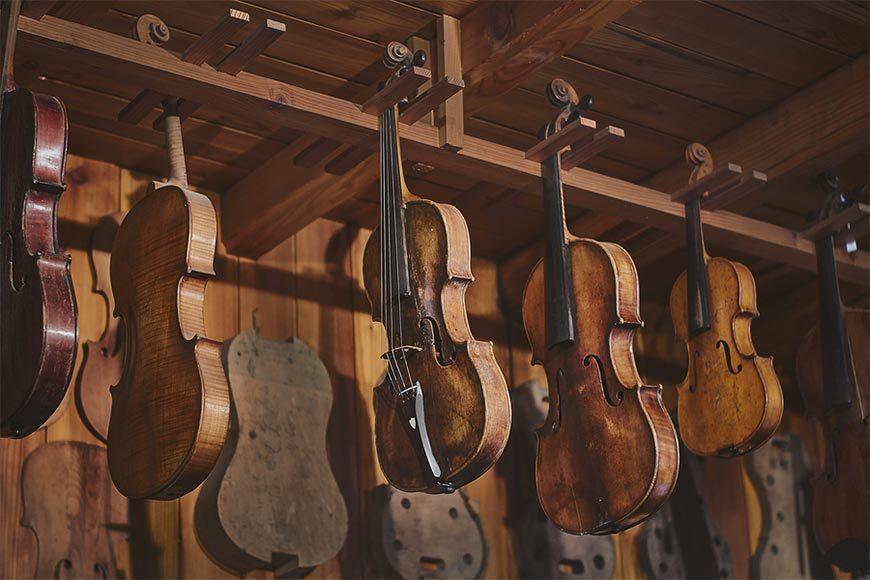 Neue oder gebrauchte Geige kaufen?