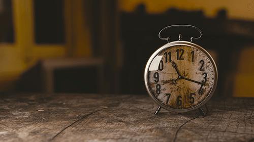Übungsfehler: Üben ohne einen zeitlichen Rahmen