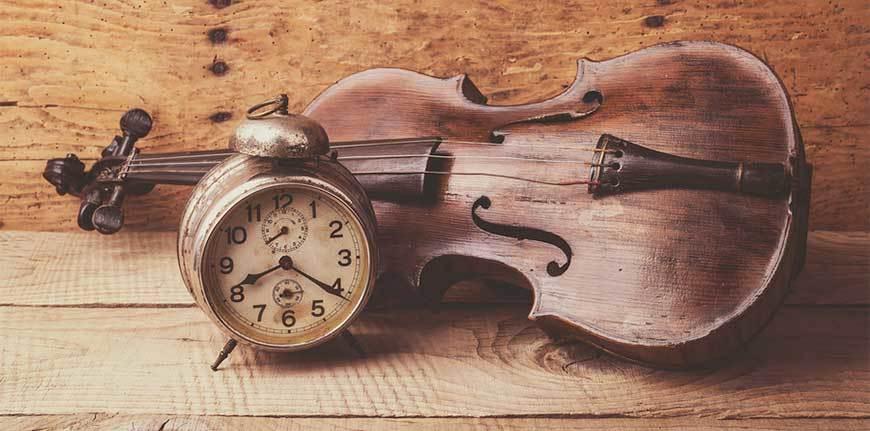 Wie lange muss man Geige lernen?