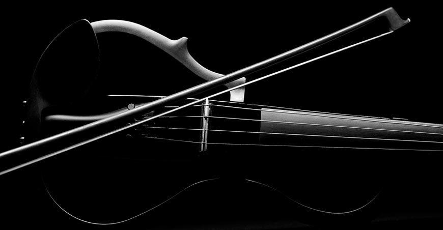 Vorstellung der E-Geige